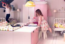 Δωματιο κοριτσιων ΙΚΕΑ