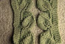 tuto tricot / techniques de tricot