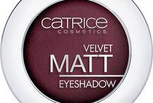 Velvet Matt Eyeshadow de Catrice