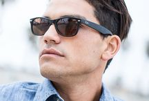 Men's Sunglasses / Men's Sunglasses   for any season also sunglasses  used in outdoor  sports . / by matthew  ryan levine