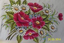 Pinturas em Tecidos