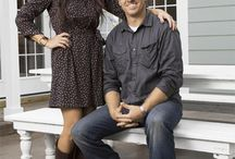 Fixer-upper / Love this show! I want JoJo and Chip to come to my house! / by Michelle Bailey-Browning