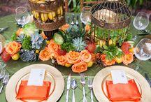 WEDDINGS - Table Looks / by Miranda Fleming