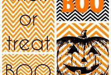 Halloween Inspiration / Makeup and nail art ideas for Halloween
