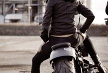Motorcycle Girls rock!!! / by Lazy Lola