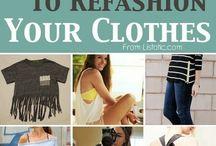 Fashion fixers!!