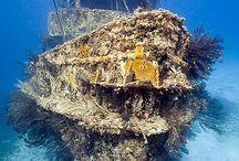 Amazing photos of shipwrecks / Enjoy some amazing photos of Shipwrecks, broken ships, abandoned ships and boats.