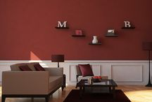 Decorating ideas / New house
