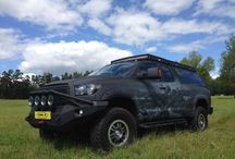 Toyota Tundra Tuning