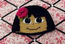 Handmade Crochet Costumes / Here is a collection of adorable handmade baby costumes and handmade kids dress up accessories. These are handmade items that encourage imaginative play and highlight kids favorite characters.