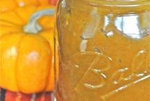 Fall Recipes (pumpkin, squash, etc)