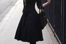 Goth /steampunk /victorian