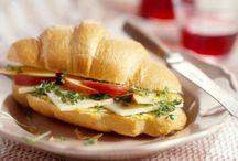 Brood en kaas / Heerlijke broodgerechten met kaas