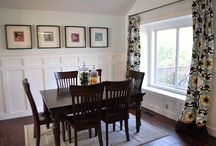 home: windows & moulding / by Kim Larson