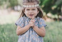Duchess and Goose / Handmade Modern Smocked Girls Clothing // Handmade Girls Clothing // Mommy and Me Outfits // Mommy and Me Fashion