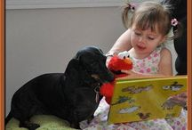 Benefits of reading to dogs
