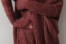 Strikke gensere