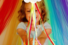 Rainbow Party / Any party ideas, crafts, decor, tutorials, and recipes relating to rainbows.