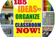 Classroom organization / by Paige Curtis