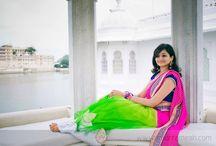 Designer Sarees / Indian bridal wear