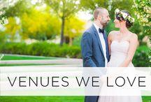 Venues We Love / Picture perfect inspiration! Click to view more photos from that venue!  / by George Street Photo & Video