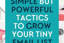 Email & Newsletter Advice