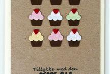 Muffins/Kage