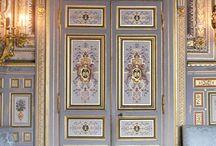 Vintage door & Window handles.. / Vintage