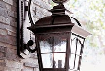 kültéri világítás / exterior outdoor lighting