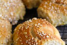 No-kneading Bread
