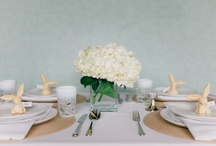 pretty party : tablescapes / by Heather Jennings