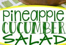 pynapple salad