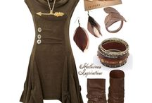 Wearables - themes/costumes / by Emily Allen