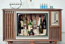 Home Bar Ideas / Vipply loves these creative home bars...