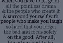 Quotes / by Lauren Hornbeak
