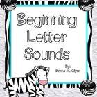 beginning letter sounds