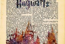 Harry Potter / I am obsessed with Harry Potter