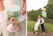 Country Chic Wedding / www.mingleeventsandrentals.com