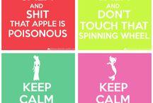 ~Keep Calm~