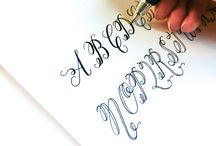 écritures et dessins