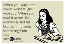Laughter: The Best Medicine / by Susan Stringham