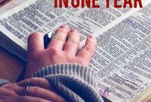 Bybel lees in een jaar