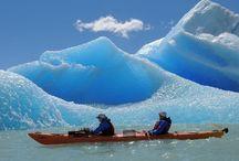 Paisajes / Nuestra selección de paisages de la Patagonia Argentina Perito Moreno, Upsala, Parque de los Glaciares
