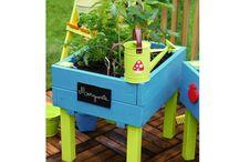 Notre jardinage