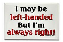 Lefties are all right