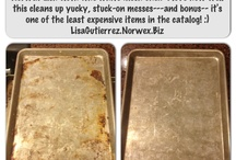 Norwex Before & After Photos / by Tami Smith