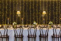 Brisbane Wedding Reception Venue / Port Office Dining Room offers a warm, inviting, traditional wedding space complete with private bride's area and separate bar.