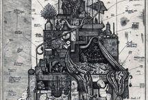 ...ДОМ... / ...бумажный дом...