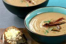 soupes et bouillons