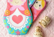Kids Sewing Projects / by Sherrie Tucker